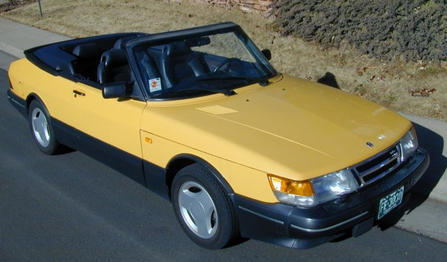 special saab 900 for sale