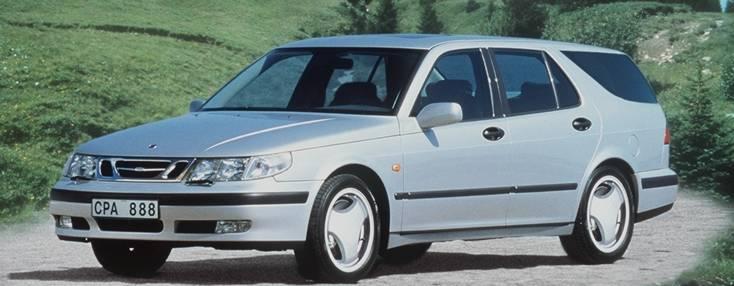 Saab 9 5 Wagon. 2002 9-5 Wagons