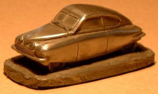 1947 Saab Ursaab. SAAB Models and Toys